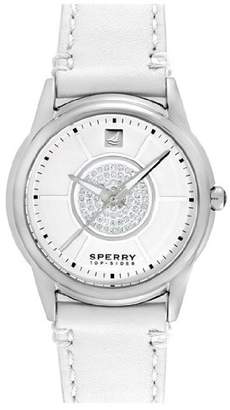 Sperry Watch, Women's Audrey Leather Strap 38mm 102065