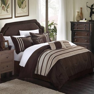 Chic Home Tijuana 11-Piece Bed-in-a-Bag Comforter Set