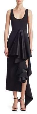Naya Ruffle Dress