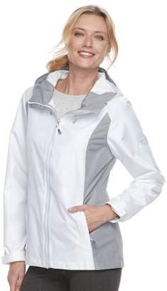 ZeroXposur Women's Sonya Hooded Ripstop Jacket