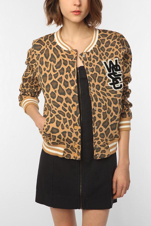 WeSC Laika Cheetah Jacket