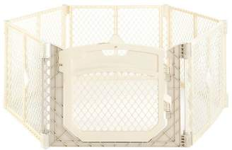 North States Industries Superyard Ultimate® 6 panel Freestanding Gate