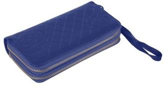 Mkf Honey Genuine Leather Wristlet Wallet