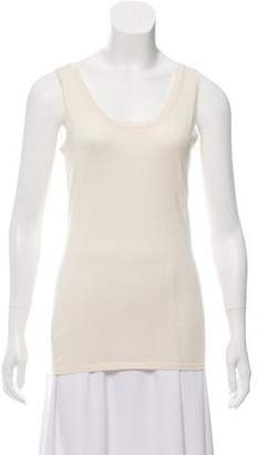 Saks Fifth Avenue Silk & Cashmere Top w/ Tags