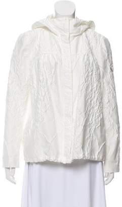 Moncler Gamme Rouge Hortensia Cloqué Jacket