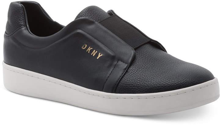 Dkny Bobbi Slip-On Sneakers, Created For Macy's