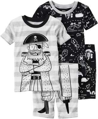 Carter's Toddler Boys 4-pc. Pirate Pajama Set