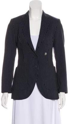 Paul Smith Notch-Lapel Wool Blazer