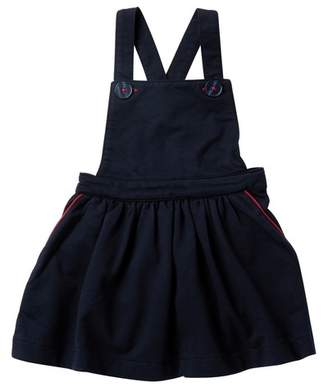 Joe Fresh Skirt Jumper Dress (Toddler & Little Girls)