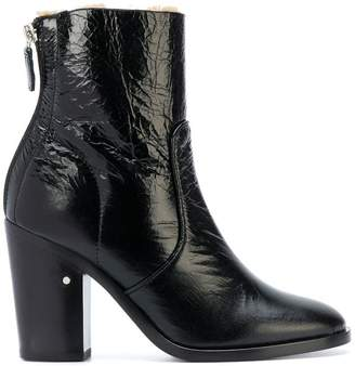 Laurence Dacade lined ankle boots
