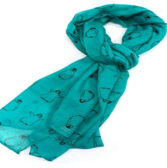 Original Penguin By Poppy Scarf