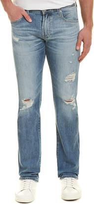 AG Jeans The Matchbox 21 Years Ultra Light Blue Slim Straight Leg