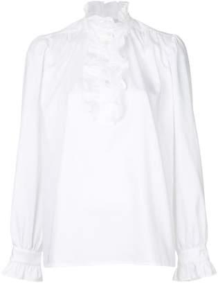 Stella McCartney ruffle-trimmed Meredith shirt