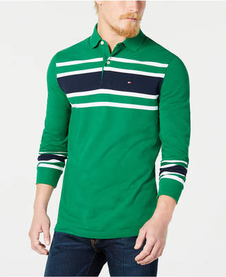 Tommy Hilfiger Men Lewiston Striped Polo