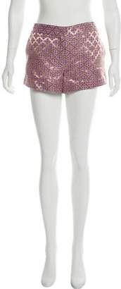 Elizabeth and James Jacquard Mid-Rise Shorts w/ Tags