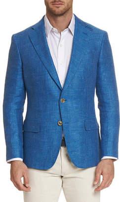 Robert Graham Men's Leland Button Sport Jacket