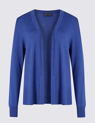 Marks and Spencer Open Front Long Sleeve Cardigan