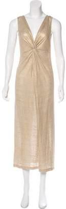 Adam Sleeveless Maxi Dress