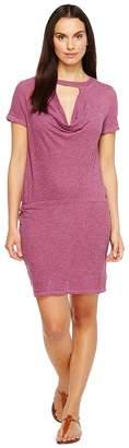 Lanston Drape Tee Dress Women's Dress