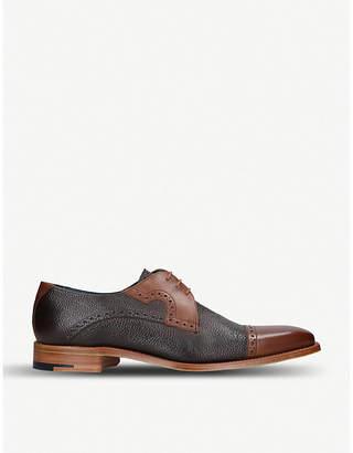 Barker Ashton leather derby shoes