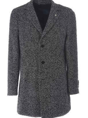 Manuel Ritz Single Breasted Coat