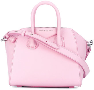 Givenchy small Antigona tote $1,451 thestylecure.com