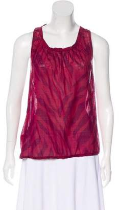 Marc by Marc Jacobs Sleeveless Wool Top