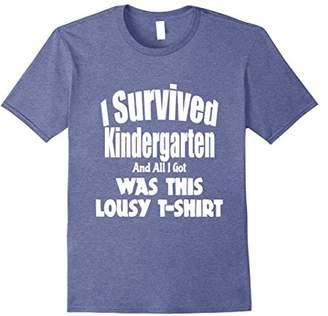 Kindergarten Graduation Shirt Child Graduate Education Gift