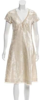 Marc by Marc Jacobs Midi A-Line Dress