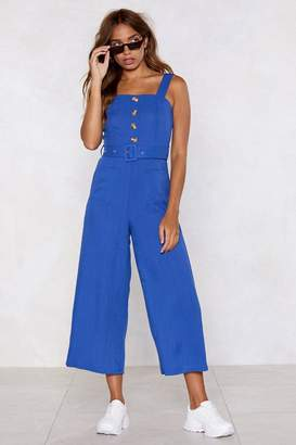Nasty Gal Let's Keep This Casual Jumpsuit