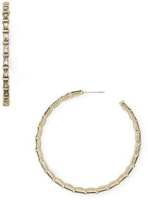 Kendra Scott Thora Baguette Hoop Earrings