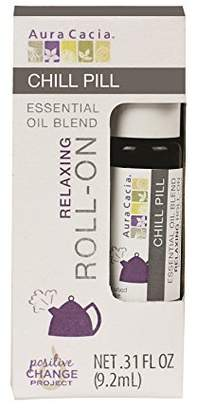 Aura Cacia Roll-On Essential Oil Blend