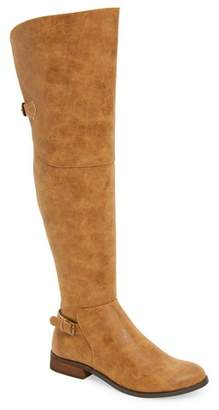 Very Volatile Otto Over the Knee Boot