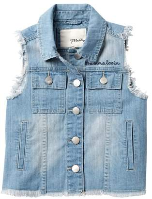 Americana MADDIE Denim Vest (Big Girls)