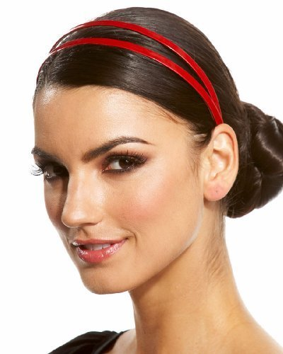 Patent Leather Double Headband