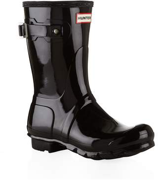 Hunter Short Gloss Welly