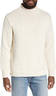 J.Crew 1988 Rollneck(TM) Cotton Sweater