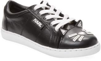 Karl Lagerfeld Ears & Whiskers Sneaker