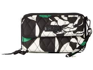 Vera Bradley All in One Crossbody for iPhone 6+ Clutch Handbags