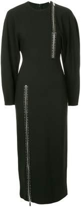 Christopher Kane fitted zip dress