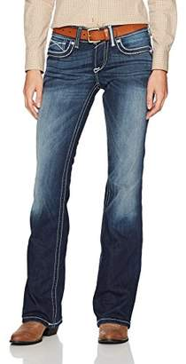 Ariat Women's R.E.A.L. Low Rise Bootcut Jean