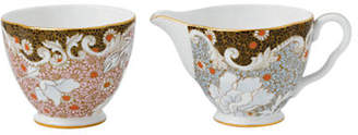 Wedgwood Daisy Tea Story Collection Sugar and Creamer