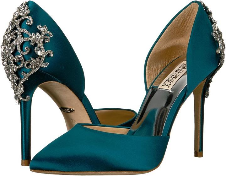 Badgley Mischka - Karma Women's Bridal Shoes