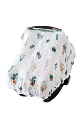 Little Unicorn Carseat Canopy Pricklepots