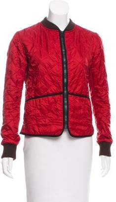 Golden Goose Casual Quilted Jacket