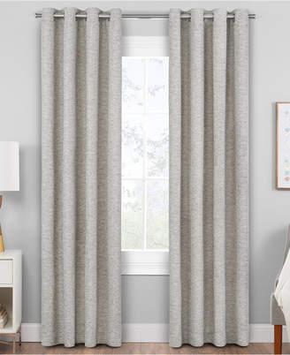 "Hudson Hill Odrean 50"" x 95"" Grommet Window Panel"