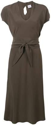 Aspesi belted midi dress