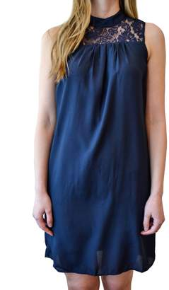 Vero Moda Mock Neck Dress