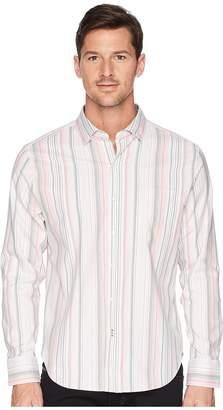 Tommy Bahama Cabana Club Stripe Shirt Men's Clothing