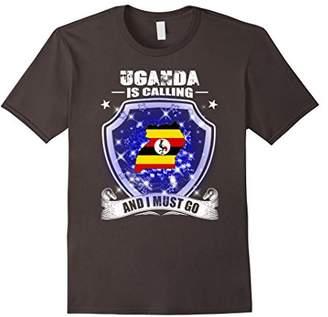 Uganda calling i must go T-Shirt